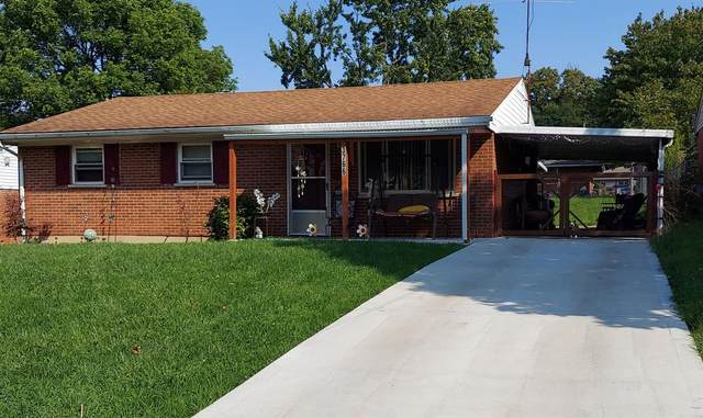 3766 Vernier Drive, Colerain Twp, OH 45251 (#1715429) :: Century 21 Thacker & Associates, Inc.