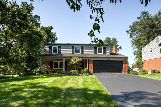 5768 Shady Hollow Lane, Anderson Twp, OH 45230 (#1714345) :: The Chabris Group