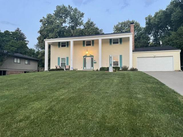 600 Dorset Drive, Middletown, OH 45044 (MLS #1715639) :: Apex Group