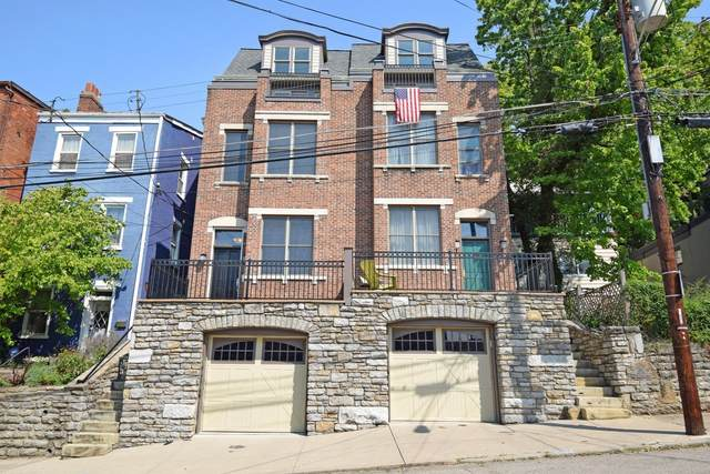 442 Milton Street, Cincinnati, OH 45202 (#1715502) :: The Chabris Group