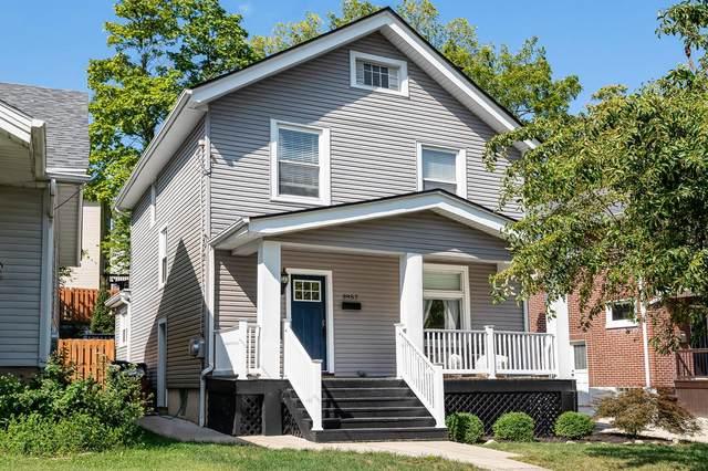 3957 Marburg Avenue, Cincinnati, OH 45209 (MLS #1715527) :: Apex Group