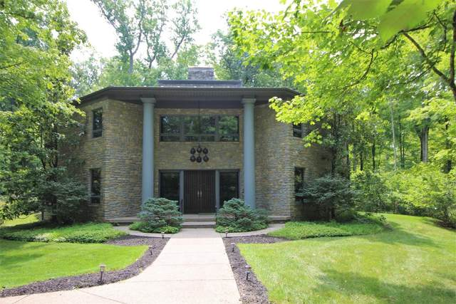 9550 Tall Trail, Indian Hill, OH 45242 (#1715855) :: The Chabris Group