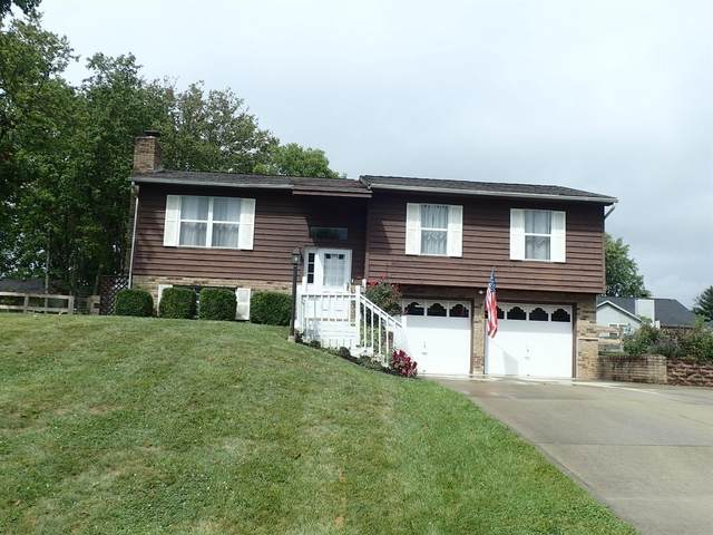 1102 Woodland Circle, Lawrenceburg, IN 47025 (#1715901) :: The Chabris Group