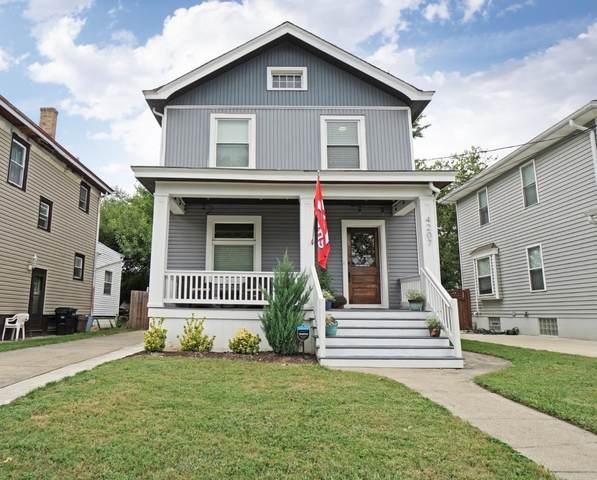 4207 Thirty Second Avenue, Cincinnati, OH 45209 (MLS #1716093) :: Apex Group