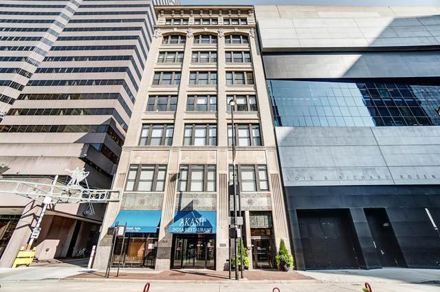 26 E Sixth Street #603, Cincinnati, OH 45202 (#1715658) :: The Chabris Group