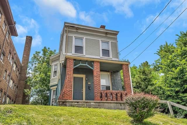 823 Wm H Taft Road, Cincinnati, OH 45206 (#1716187) :: The Huffaker Group