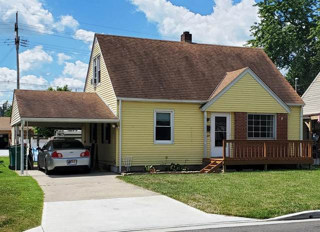 27 Parkside Avenue, Lawrenceburg, IN 47025 (#1716445) :: The Chabris Group