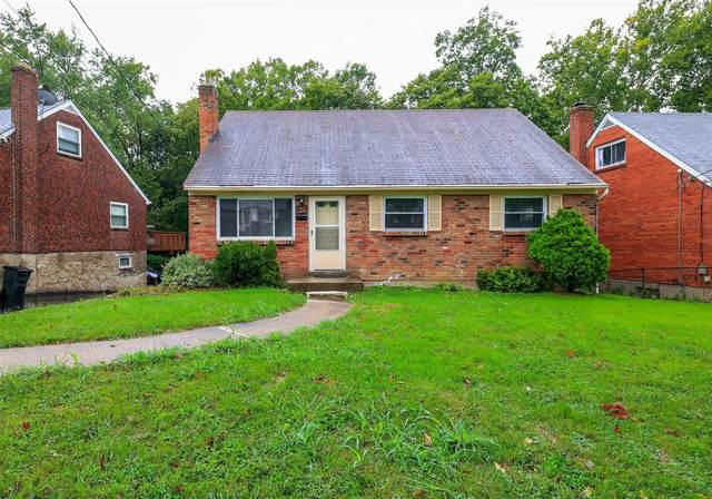 1395 Tallberry Drive, Anderson Twp, OH 45230 (MLS #1716685) :: Apex Group