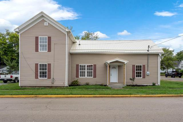 217 Cherry Street, Blanchester, OH 45107 (MLS #1716722) :: Apex Group