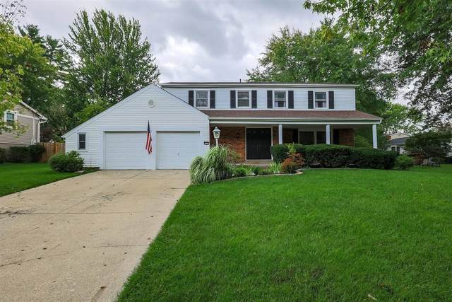 7911 Eglington Court, Anderson Twp, OH 45255 (MLS #1716874) :: Apex Group