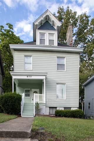 870 Rockdale Avenue, Cincinnati, OH 45229 (MLS #1716985) :: Apex Group