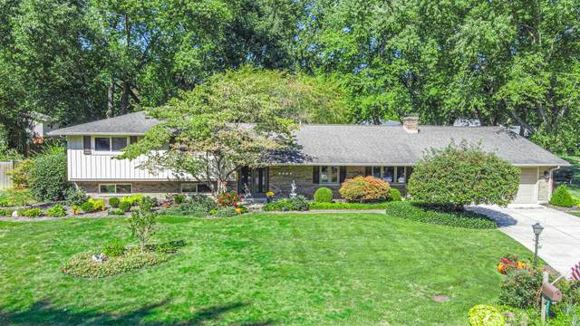 7640 Stanley Mill Drive, Centerville, OH 45459 (MLS #1716989) :: Apex Group