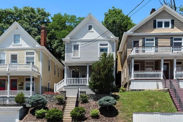 507 Delta Avenue, Cincinnati, OH 45226 (#1717627) :: The Chabris Group