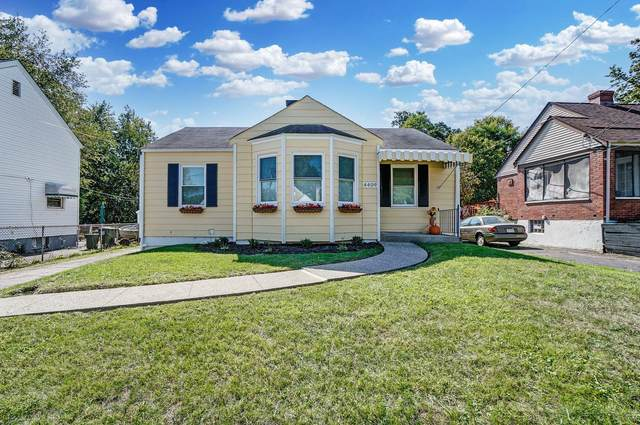 4409 Orchard Lane, Deer Park, OH 45236 (#1717638) :: The Chabris Group