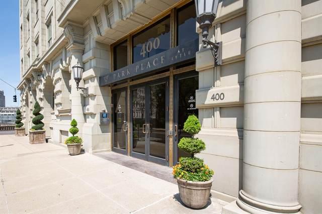 400 Pike Street #807, Cincinnati, OH 45202 (MLS #1718641) :: Apex Group