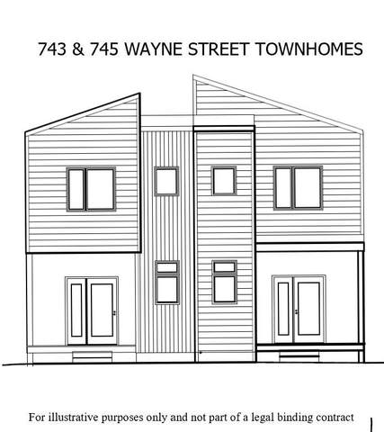 743 Wayne Street, Cincinnati, OH 45206 (MLS #1717817) :: Apex Group