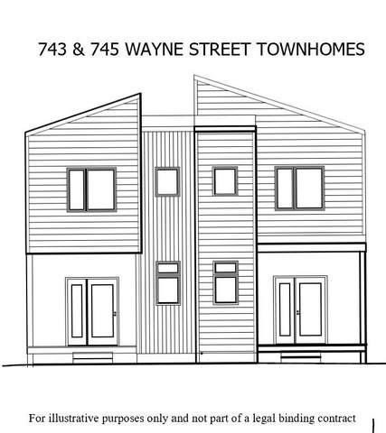 745 Wayne Street, Cincinnati, OH 45206 (MLS #1718823) :: Apex Group