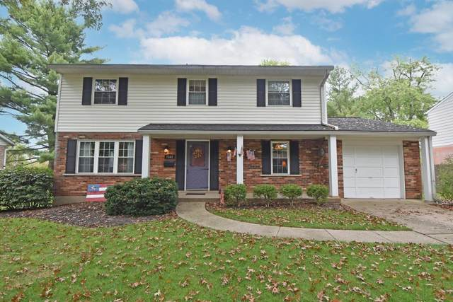 7562 Quailhollow Road, Sycamore Twp, OH 45243 (#1718805) :: The Chabris Group