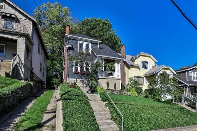 1784 E Mcmillan Avenue, Cincinnati, OH 45206 (MLS #1718112) :: Bella Realty Group