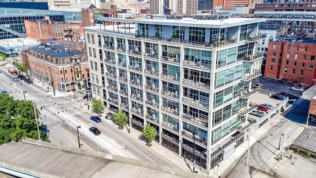 353 W 4th Street #604, Cincinnati, OH 45202 (MLS #1718673) :: Apex Group