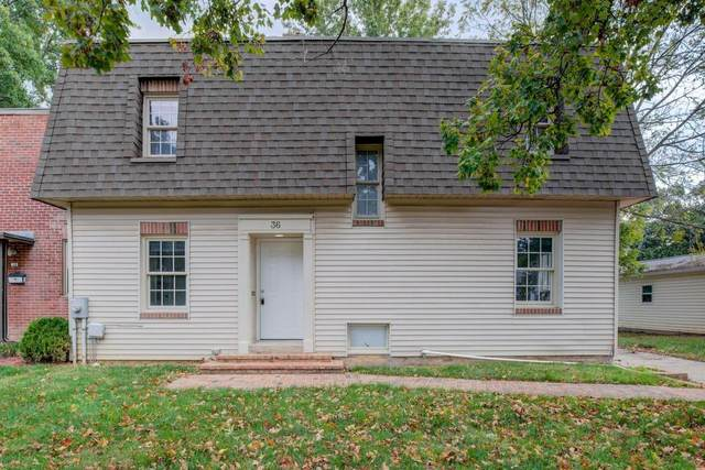 36 Andover Road, Greenhills, OH 45218 (MLS #1719076) :: Bella Realty Group