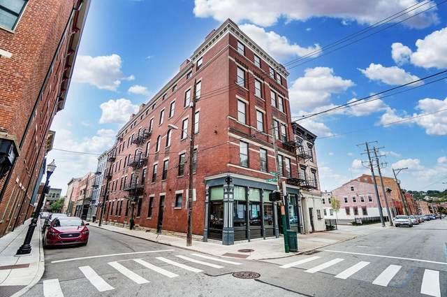 34 E Fourteenth Street #402, Cincinnati, OH 45202 (MLS #1718984) :: Apex Group