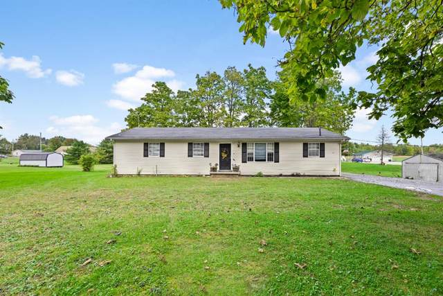 8803 Five Points Fincastle Road, Eagle Twp, OH 45171 (MLS #1718918) :: Bella Realty Group