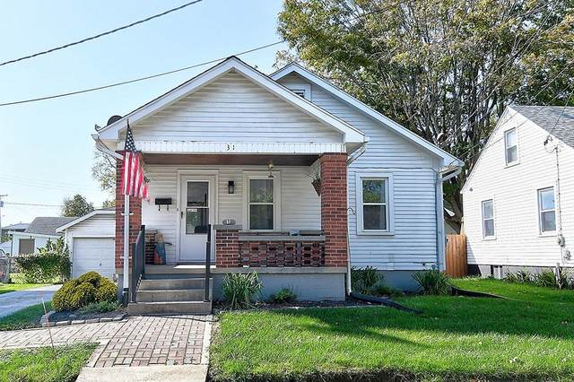 31 N Maple Street, New Lebanon, OH 45345 (#1719854) :: The Susan Asch Group
