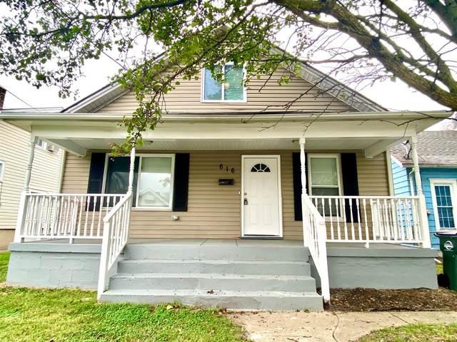 616 Wilson Street, Middletown, OH 45044 (MLS #1719974) :: Apex Group