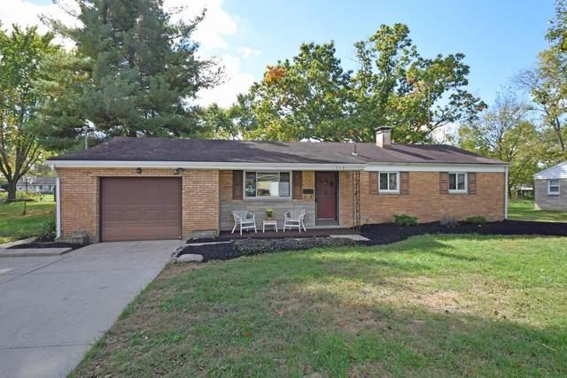 173 Cole Drive, Fairfield, OH 45014 (#1720479) :: Century 21 Thacker & Associates, Inc.