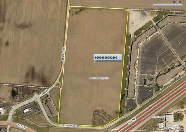 0-44.85ac St Rt 734, Jeffersonville, OH 43128 (MLS #1522900) :: Apex Group