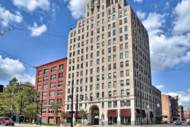 30 E Central Parkway #201, Cincinnati, OH 45202 (#1554249) :: The Dwell Well Group