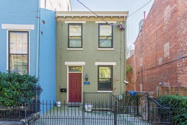 407 Milton Street, Cincinnati, OH 45202 (#1560676) :: The Dwell Well Group
