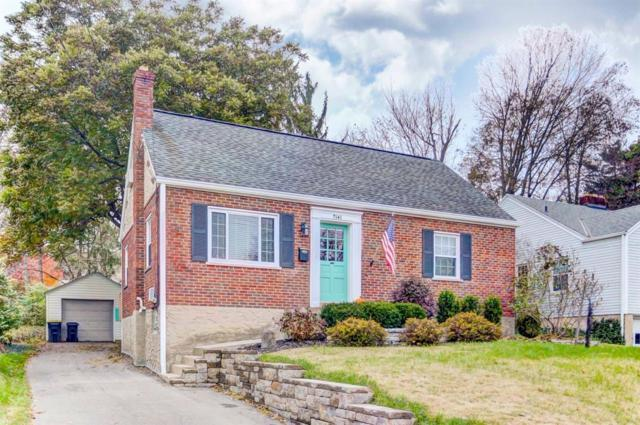 7141 Wallace Avenue, Madeira, OH 45243 (#1560799) :: The Dwell Well Group