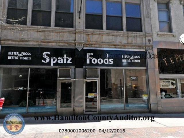 607 Main Street, Cincinnati, OH 45202 (#1561137) :: The Dwell Well Group