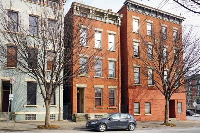1404 Sycamore Street C, Cincinnati, OH 45202 (#1566936) :: The Dwell Well Group