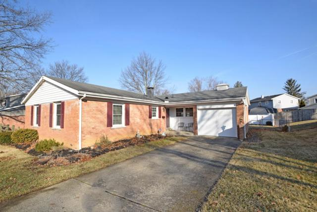 2472 Stonypoint Drive, Colerain Twp, OH 45231 (#1567700) :: The Dwell Well Group