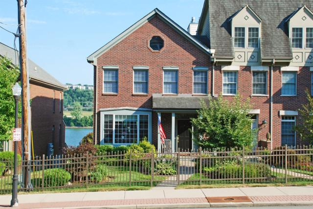 2141 Riverside Drive A5, Cincinnati, OH 45202 (#1567761) :: The Dwell Well Group