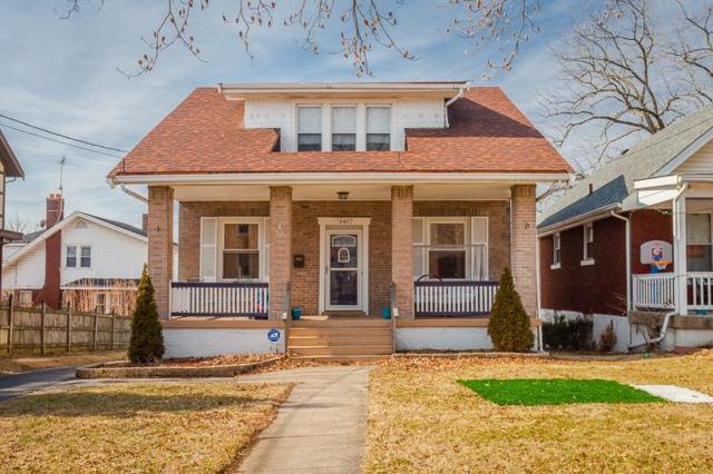 3407 Cheviot Avenue, Cincinnati, OH 45211 (#1567950) :: The Dwell Well Group
