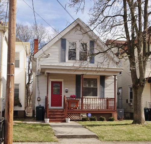 764 Wells Street, Cincinnati, OH 45205 (#1568444) :: The Dwell Well Group
