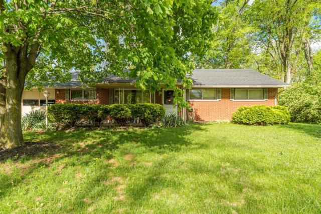 632 Peach Orchard Drive, West Carrollton, OH 45449 (#1571374) :: Bill Gabbard Group