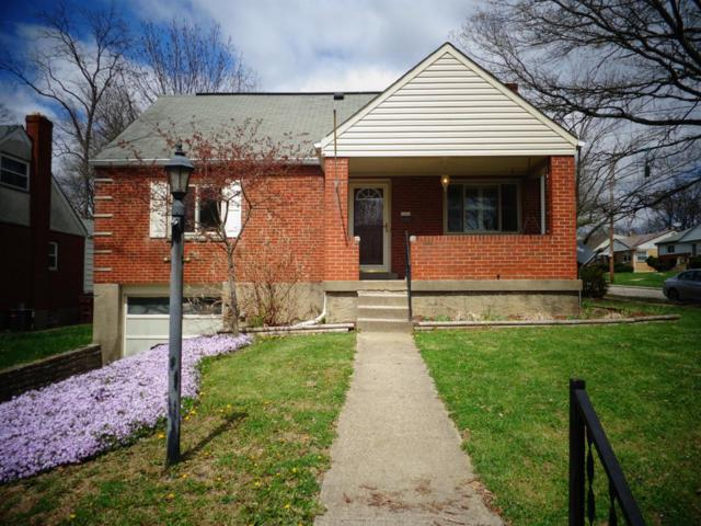 1462 Dordine Lane, Cincinnati, OH 45231 (#1576006) :: The Dwell Well Group