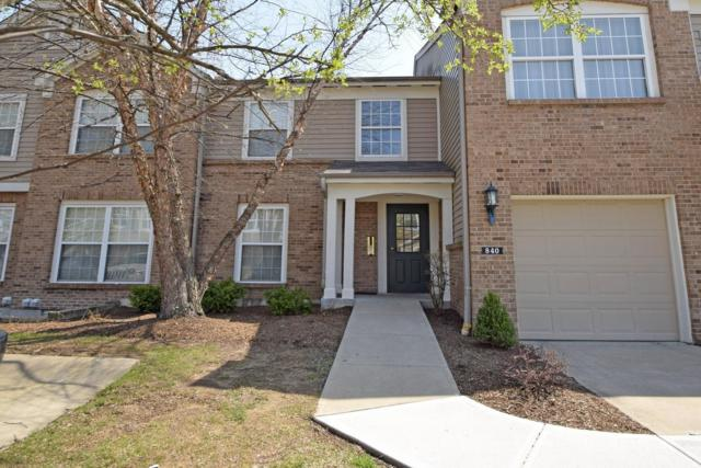 840 Southmeadow Circle #103, Springfield Twp., OH 45231 (#1576010) :: The Dwell Well Group