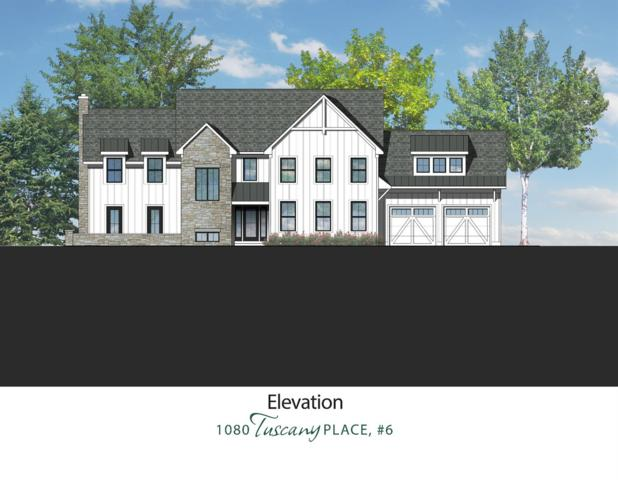 1080-Lot 6 Tuscany Place, Cincinnati, OH 45226 (#1576114) :: The Dwell Well Group