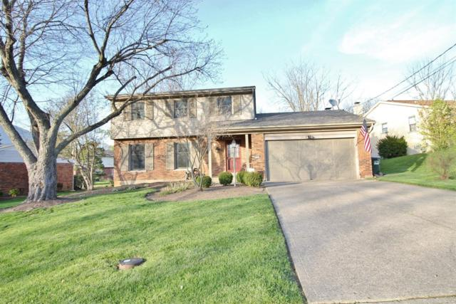 12152 Deerhorn Drive, Cincinnati, OH 45240 (#1576355) :: Bill Gabbard Group