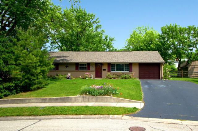 231 Freyn Drive, Centerville, OH 45458 (#1580793) :: Bill Gabbard Group