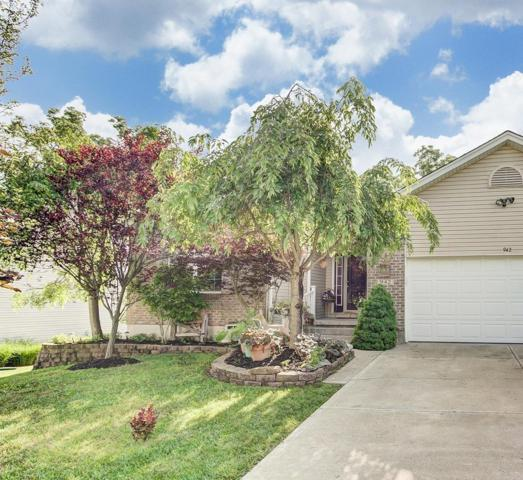 942 Greengate Drive, Lebanon, OH 45036 (#1581020) :: Bill Gabbard Group