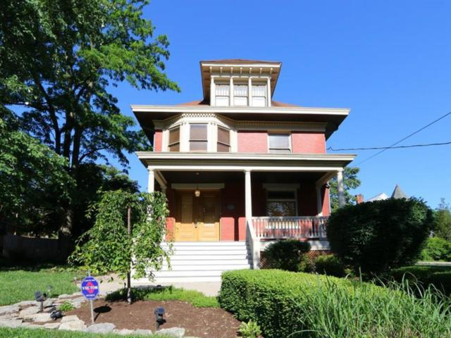 2229 Highland Avenue, Cincinnati, OH 45219 (#1581556) :: Bill Gabbard Group