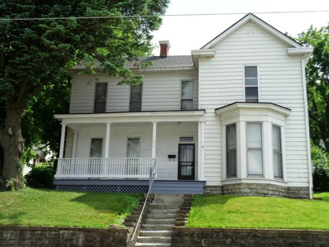 417 Fourth Street, Aurora, IN 47001 (#1582539) :: Bill Gabbard Group