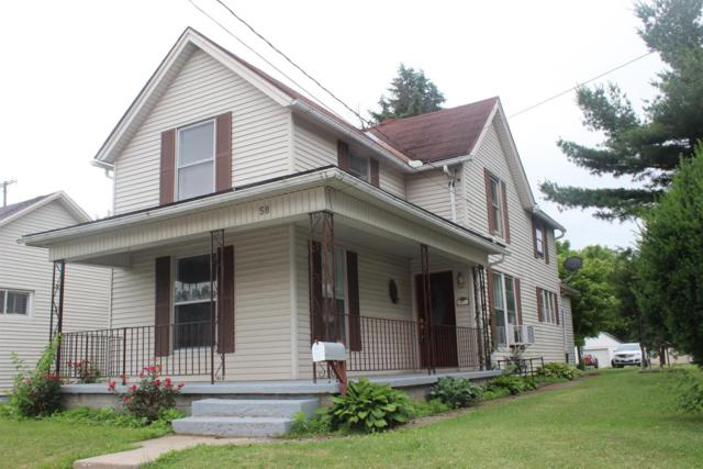 58 Doan Street, Wilmington, OH 45177 (#1583320) :: The Dwell Well Group